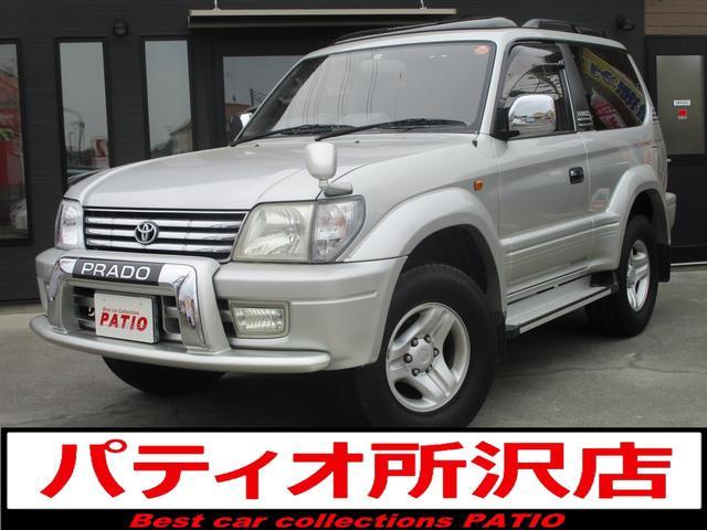 トヨタ RX サンルーフ アルミ ルーフレール