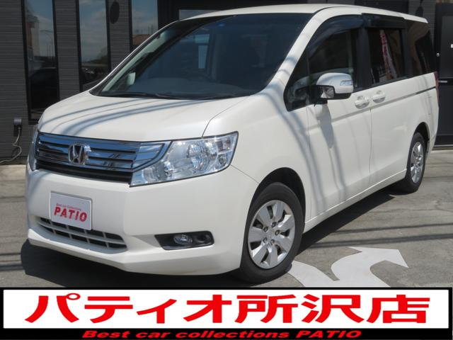 ホンダ L HDDナビ Bカメラ ETC 両側電動スライド HID