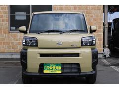 タフトX 新車未登録車 キーフリー 衝突被害軽減ブレーキ SUV