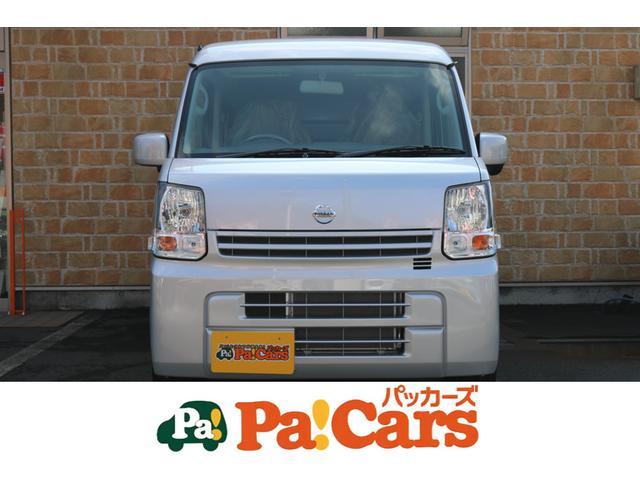 日産 NV100クリッパーバン GXターボ 禁煙車 ABS エアコン 4WD キーレス 届出済未使用車 WエアB 電格ミラー パワーウィンドウ サポカーS
