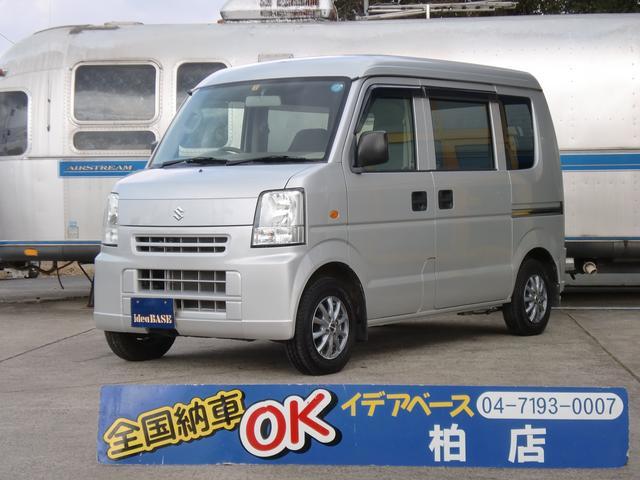 スズキ PC 4WD 軽キャンパー ideaBOX