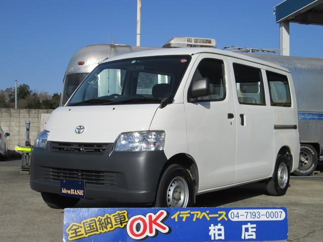 トヨタ タウンエースバン DX 地デジナビ ETC