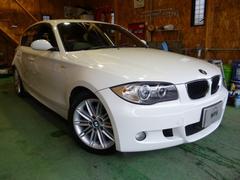 BMW116i Mスポーツパッケージ ワンオーナー 記録簿ディーラ