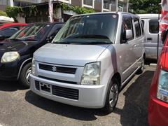 ワゴンRFX 軽自動車 4AT エアコン 4名乗り CD