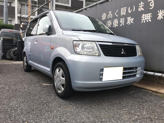 三菱 eKワゴン M CD キーレス 禁煙車