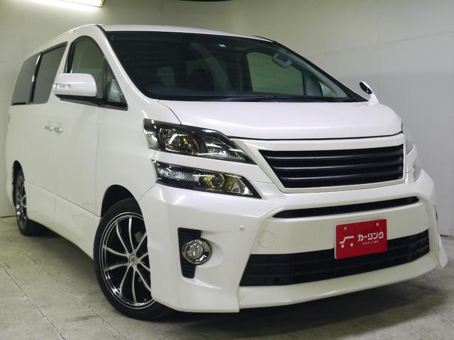 トヨタ 3.5Z ゴールデンアイズII SR 9型ナビ 両側自動ドア