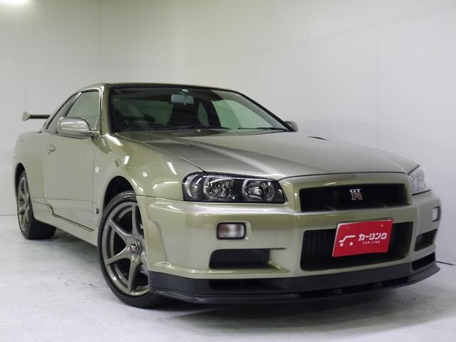 日産 GT-R VスペックIIニュル 1オーナーミレニアムジェイド