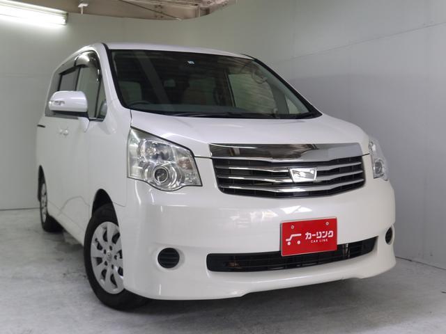 トヨタ ノア X Lセレクション サイドリフトアップシート 福祉車 ナビ
