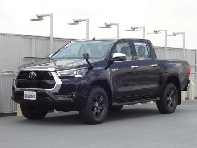 トヨタ Z 登録済未使用車 4WD メーカー5年10万キロ保証付
