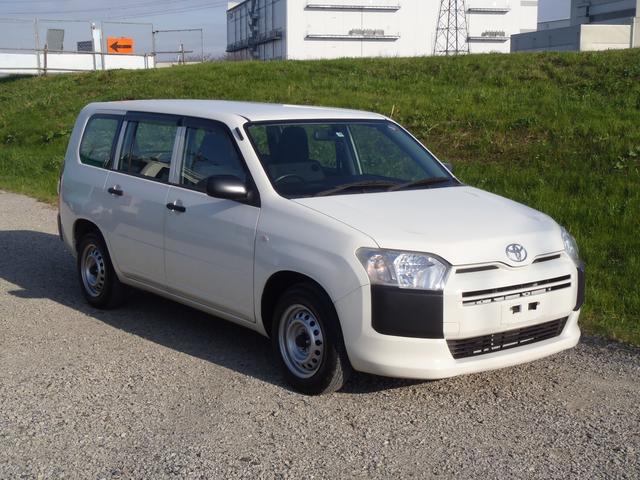 トヨタ プロボックス DXコンフォート キーレスエントリ 運転席パワーウインドウ ABS エアコン ETC パワステ 横滑り防止