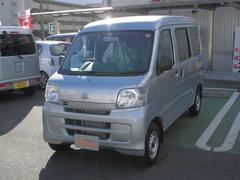 ハイゼットカーゴDX 届出済未使用車 新品CD・ロングバイザー・ラバーマット