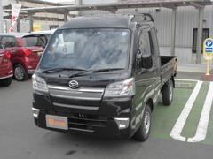 ハイゼットトラックジャンボSAIIIt 4WD 純正オーディオ 届出済未使用車