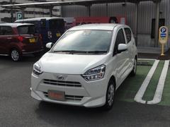 ミライースX SAIII 衝突回避支援システム 特別塗装色 当社社用車