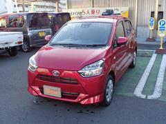 ミライースX SAIII carrozzeria楽ナビ 当店社用車UP