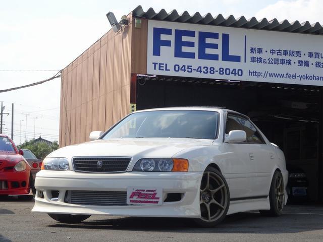 トヨタ ツアラーS改 1JZ-GTE 5速MT サンルーフ