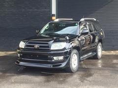 ハイラックスサーフSSR−X 4WD カロッツェリアナビ バックカメラ