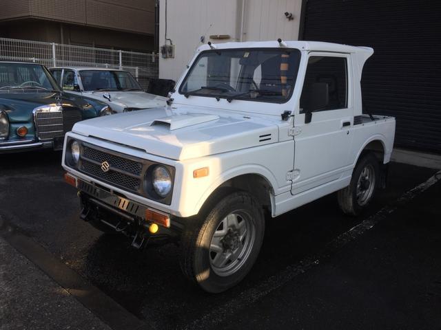 スズキ CC 4WD ターボ 二人乗り 5MT
