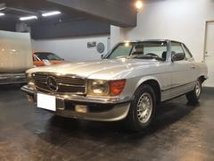 M・ベンツ450SL