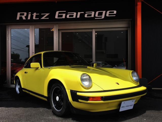 ポルシェ 911SC エンジンミッションオーバーホール済 ディーラー車