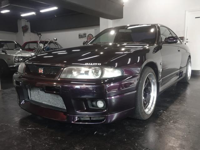 日産 GT-R 前置きインタークーラー レカロシート