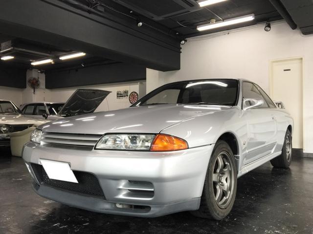 日産 GT-R 最終モデル 柿本マフラー モモハンドル