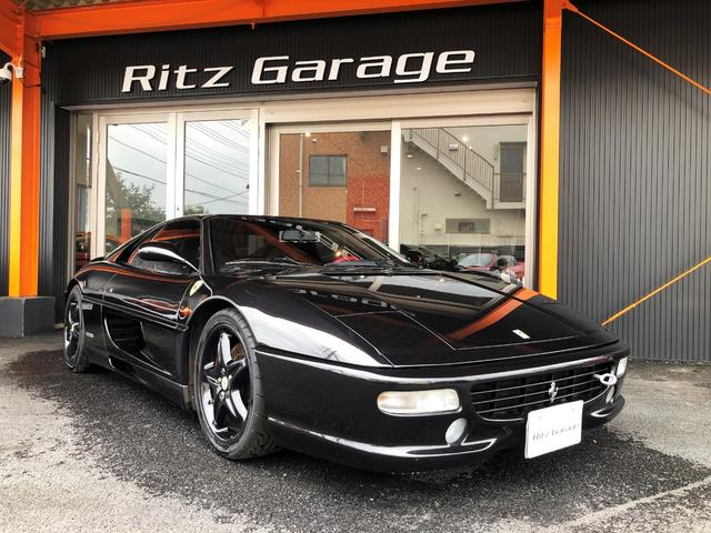 フェラーリ GTS XRシャーシ D車 クラッチ交換済み