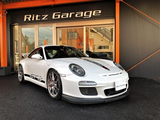 ポルシェ 911 911GT3 クラブスポーツPKG 正規ディーラー車両 後期型 軽量スポーツバケットシート 19インチAW
