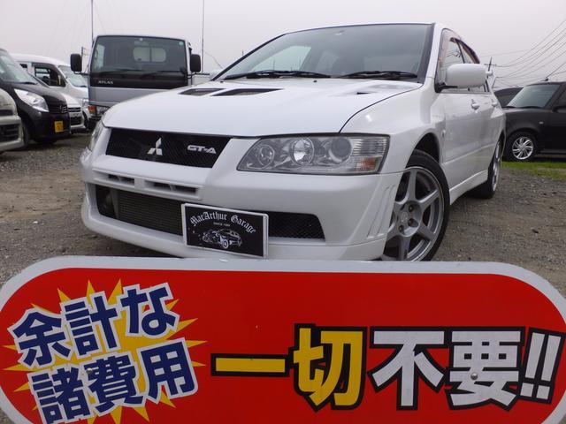 三菱 エボリューションVII GT-A
