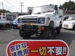 ジムニーCC 4WD 5速マニュアル車