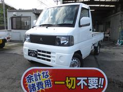 ミニキャブトラック4WD エアコン 4WD 5速マニュアル車