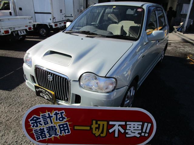 スズキ  4WD 走行57000KM