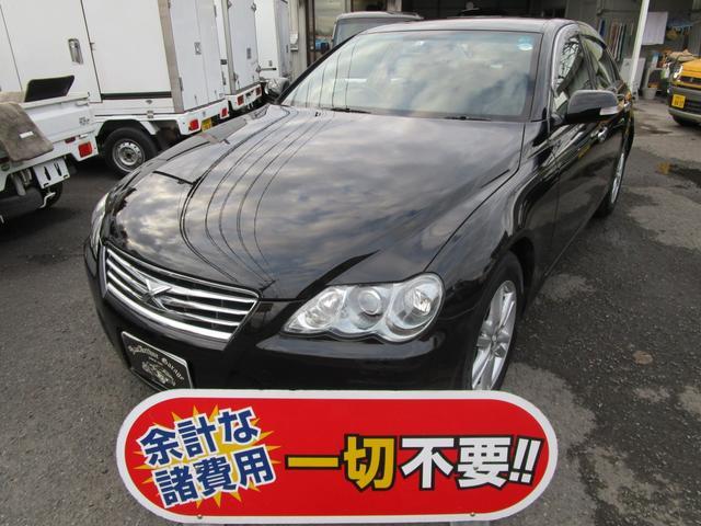 トヨタ 250G Four DVD再生 バックカメラ 4WD