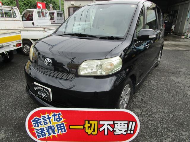 トヨタ ポルテ 150r Gパッケージ SDナビ フルセグTV Bluetooth 電動スライドドア ウォークスルー スマートキー 14インチアルミホイール Wエアバッグ