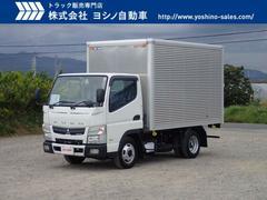 キャンター三菱 2t ドライバン 5MT
