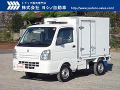 キャリイトラックスズキ 冷蔵冷凍車 AT 菱重