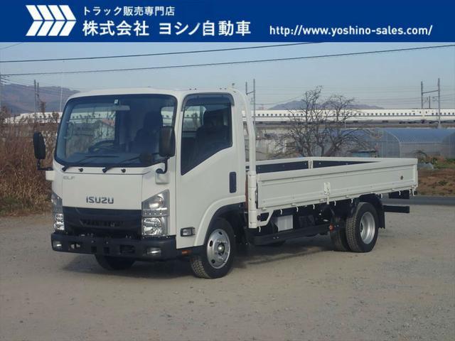 いすゞ いすゞ 平ボディー 標準ロング 5MT