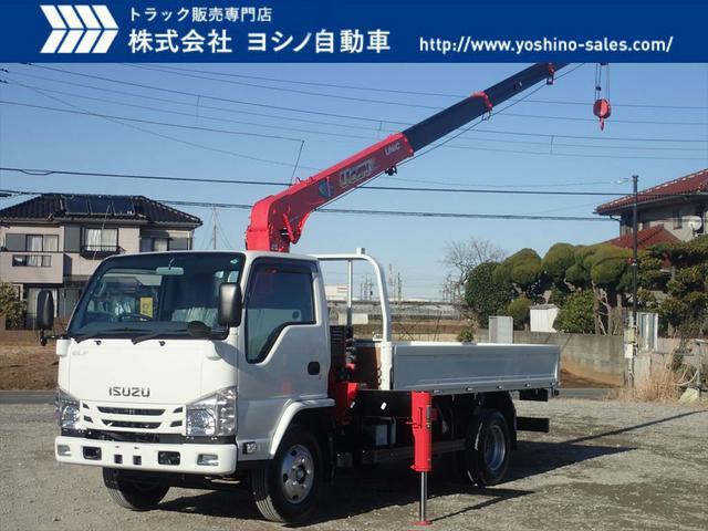 いすゞ クレーン付平 4段 ラジコン(1枚目)