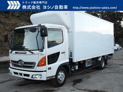 ヒノレンジャー日野 スタンバイ 格納ゲート 4t 冷蔵冷凍車 低温