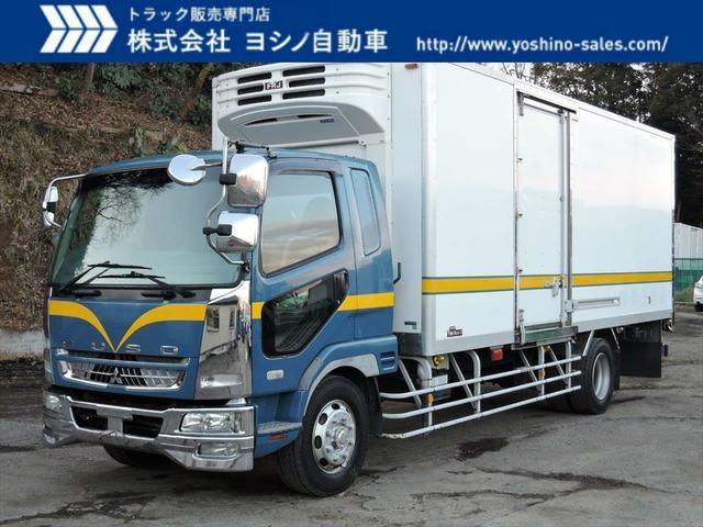 三菱ふそう 三菱 冷蔵冷凍車 リアエアサス 増トン