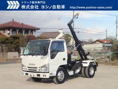 エルフトラックいすゞ アームロール 3t