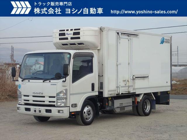 いすゞ いすゞ 冷蔵冷凍車 2エバ ワイドロング