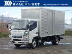 キャンター三菱 ドライバン バンパーメッキ 3t