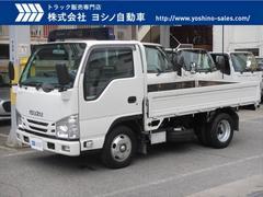 エルフトラックいすゞ 平ボデー 標準ショート