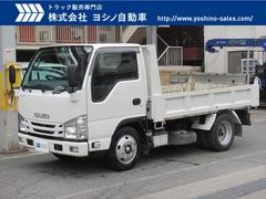 エルフトラックいすゞ 3トン4ナンバーダンプ