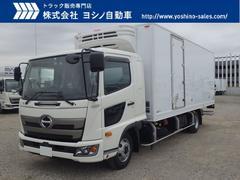 レンジャー 日野 4トン冷凍車 格納ゲート(日野)