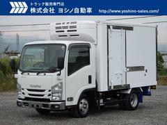 エルフトラックいすゞ 小型 冷凍車 東プレ ショート スタンバイ付