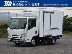 エルフトラックいすゞ エルフ 小型 2tショートスタンバイ付冷凍車