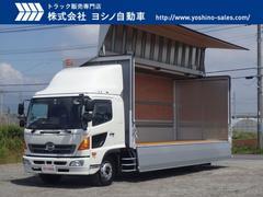 レンジャー 日野 ゲート付 増トン 72ワイドウイング(日野)