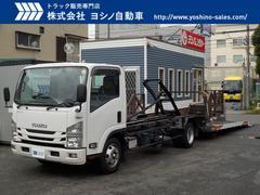 エルフトラックいすゞ ユニックネオアルファ 3t セーフティーローダー