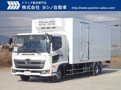 レンジャー 日野 4tワイド 低温冷凍車 格納ゲート リアエアサス(日野)